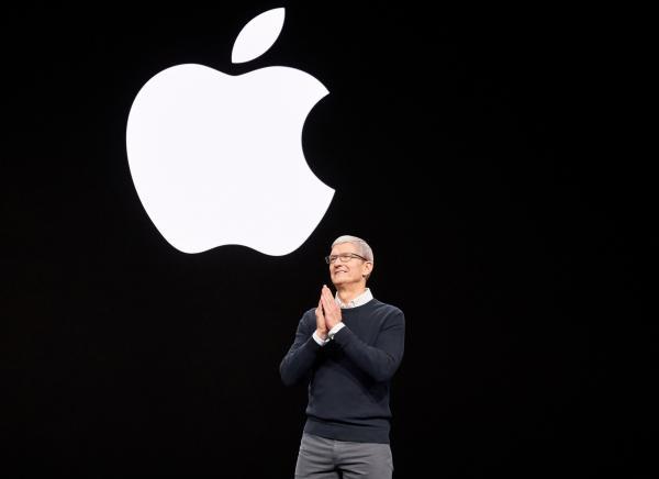 苹果再超微软夺第一,市值逼近万亿美元中国是上涨动力