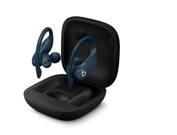 苹果发布新款无线耳机:1888元的Powerbeats Pro