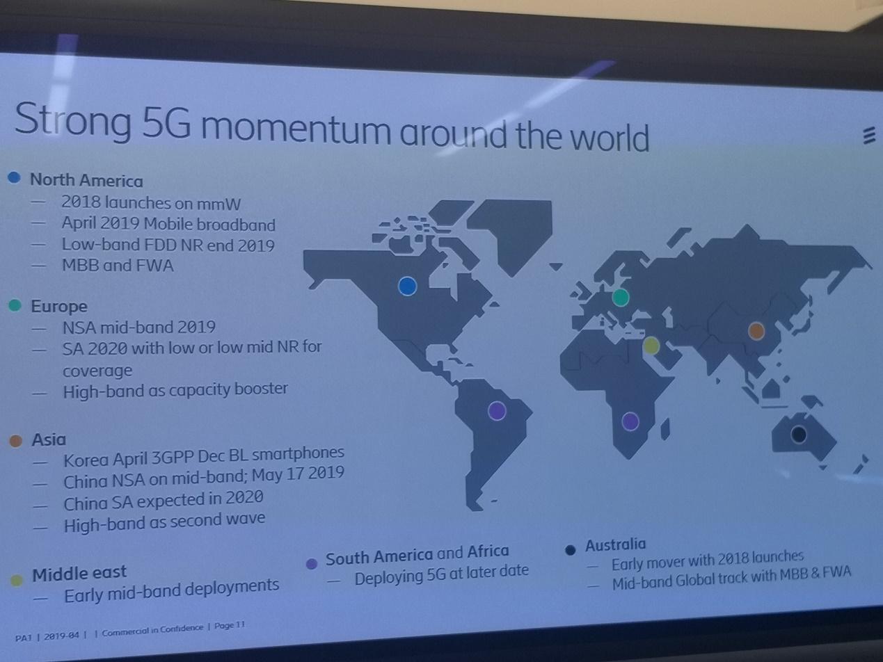 对话爱立信高管:5G商业化的正确姿势