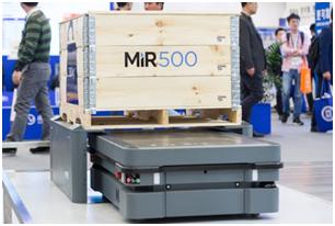 MiR机器人:150%全球业务增长率  看好中国市场