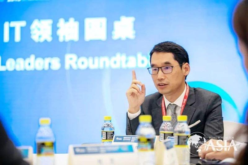 小i机器人袁辉:认知智能是人工智能未来竞争的核心