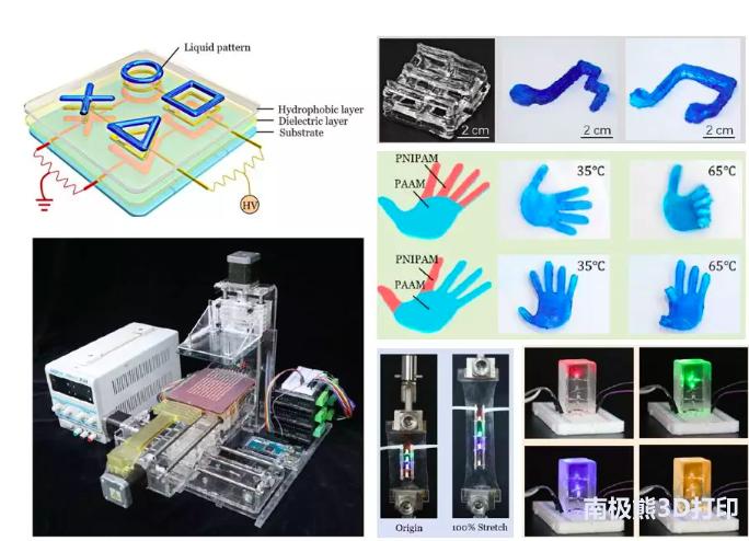 Science子刊:西安交大水凝胶3D打印新进展