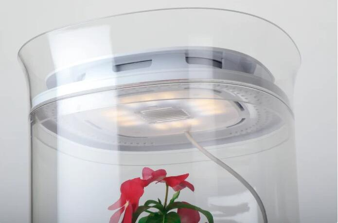 智能花盆:一站式懒人种植,还能提升家居照明?