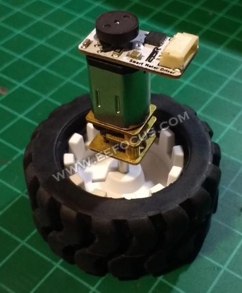 智能电机驱动器让你的机器人控制更简单