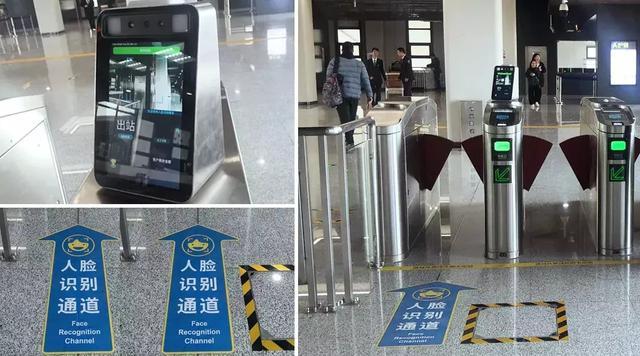 中国首条刷脸乘车地铁采用奥比中光3D人脸识别技术