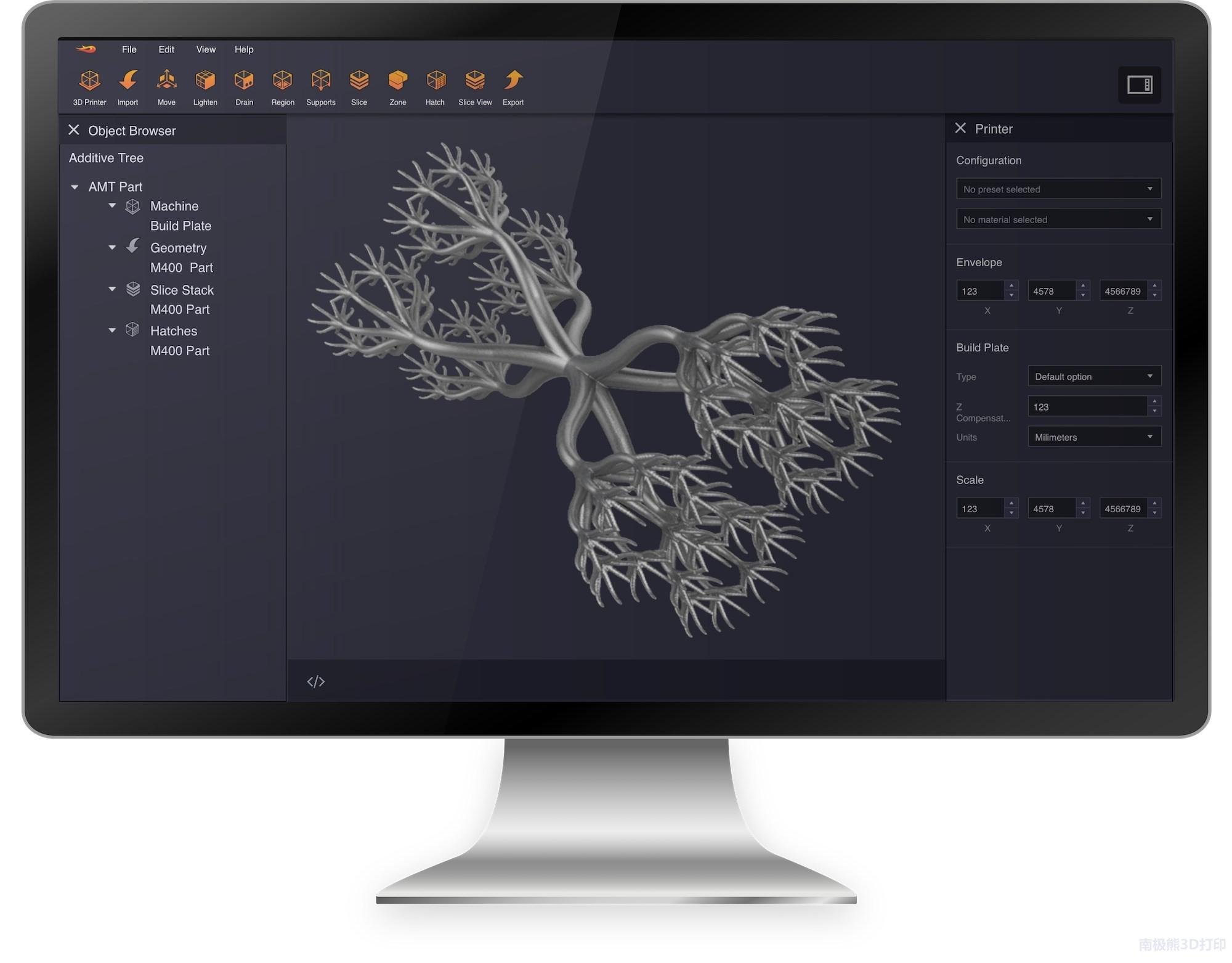 Dyndrite增材制造软件获1000万美元A轮投资 Google领投