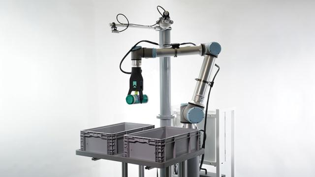 RightHand推出第二代拾取机器人系统