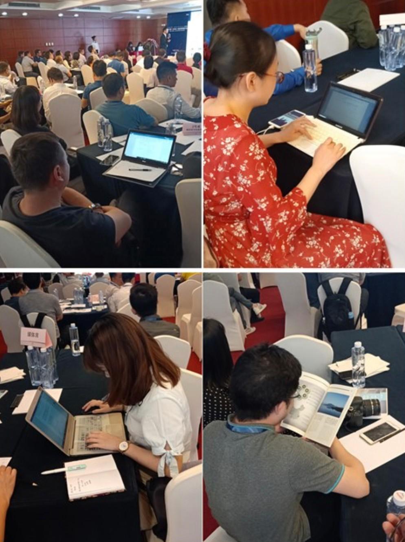 第六届中国机器人峰会暨智能经济人才峰会推介会走进深圳