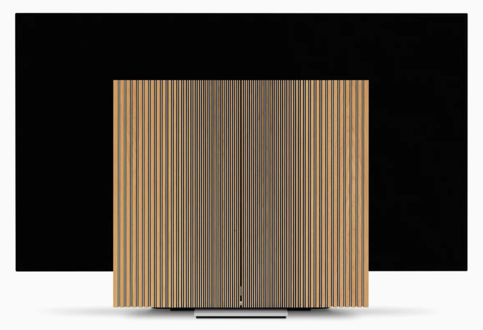 可像蝴蝶一样展开的电视?B&O推出电视新品,售价高达14万