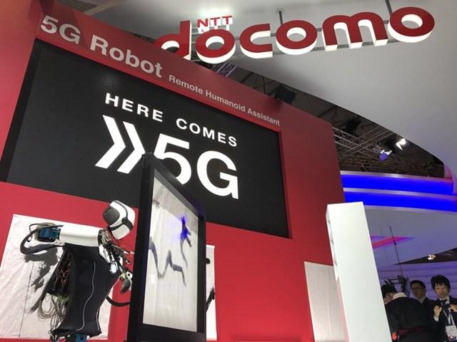 日本正式向运营商分配5G频谱