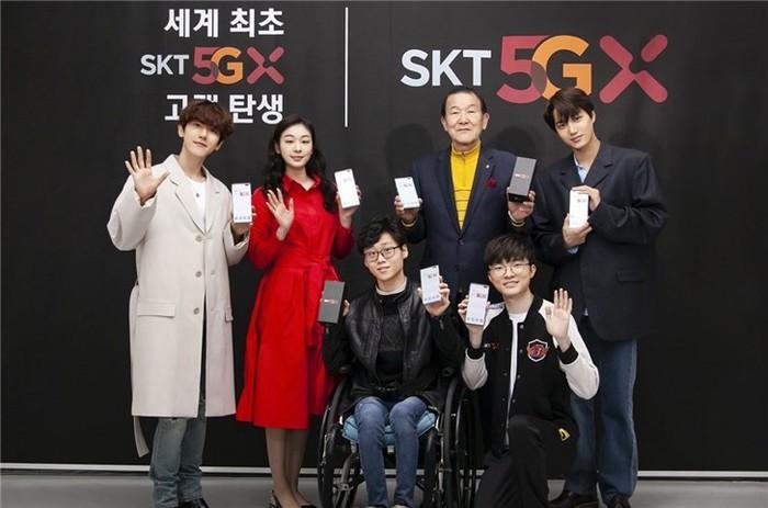 激进!10万人尝鲜5G网络,韩国在5G商用先行一步
