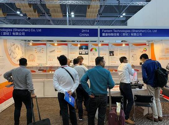 丰唐物联应邀参加2019香港环球资源消费电子展