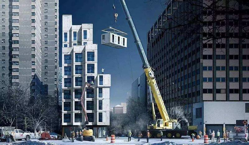 """建筑 """"智能+""""升级迫在眉睫 华商陆海""""3D装配式建筑""""为最成熟方案"""