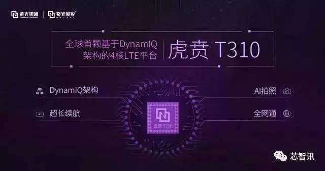 吊打联发科四核!展锐虎贲T310详解:首次引入大核及DynamIQ架构