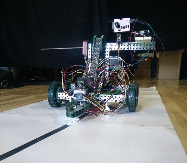 支持可视化编程,让你轻松上手的机器人平台