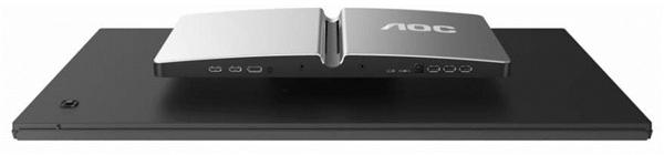 冠捷发布两款保时捷设计显示器:自带神奇小尾巴