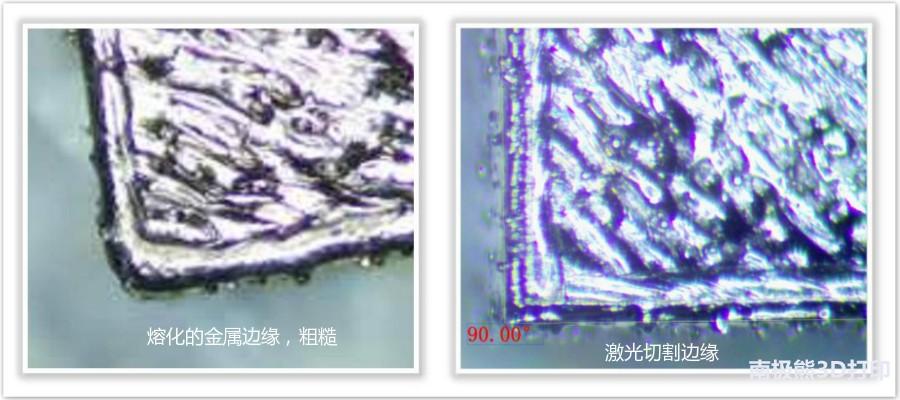 激光增材微切割金属3D打印混合制造技术全球首发