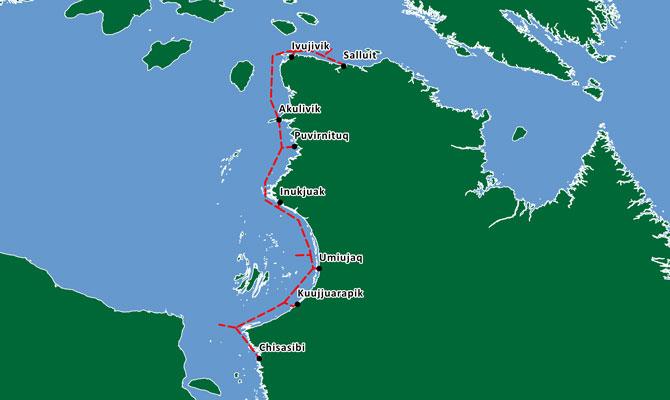 北极东部海底光缆系统EAUFON启动招标