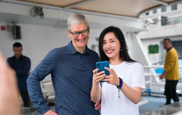 余承东、任正非接连表态,华为5G可向苹果出售,库克敢用不!