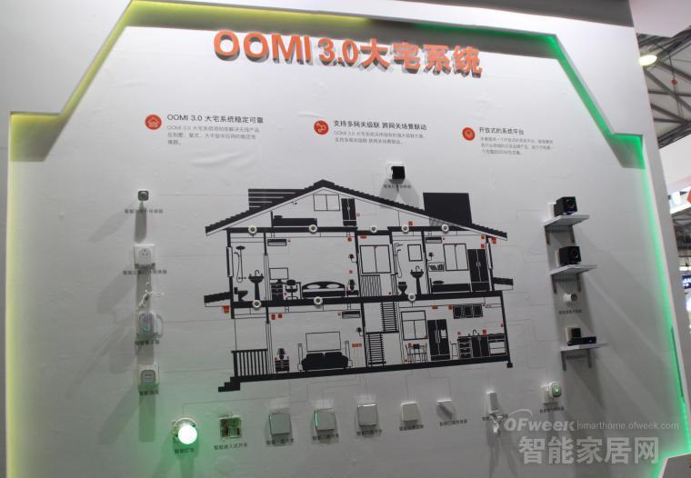 丰唐物联:携OOMI3.0做全宅智能的领导者