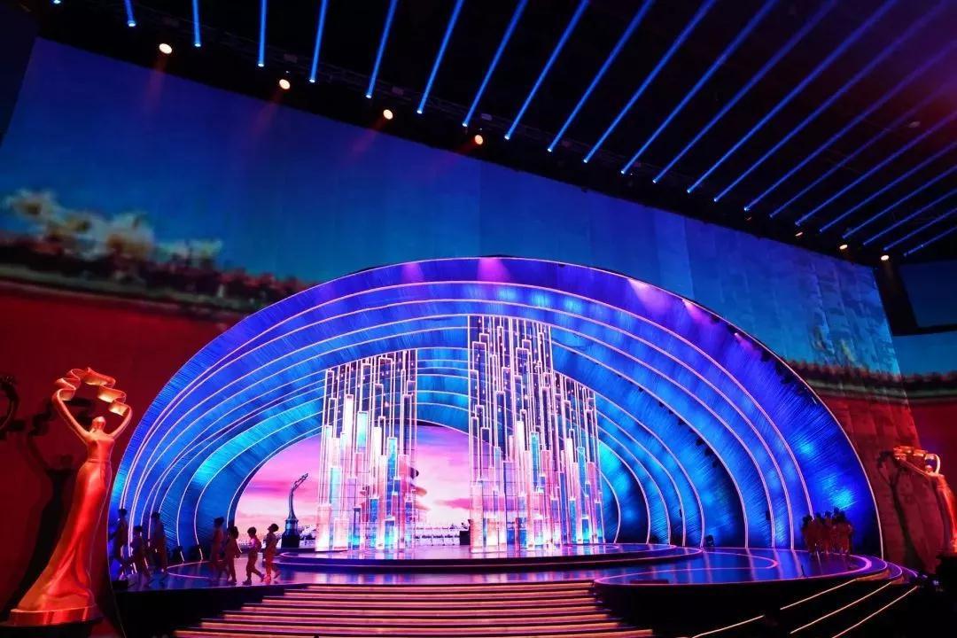 第九届北京国际电影节,LED冰屏凭什么持续登舞台C位?