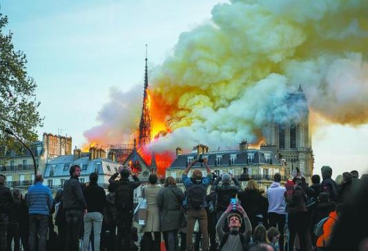 巴黎圣母院激光建模是什么回事儿