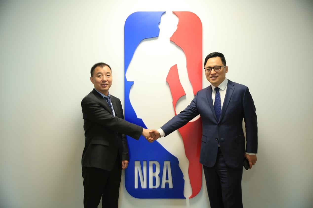 """開啟體育營銷新篇章 長虹正式成為""""NBA官方市場合作伙伴"""""""