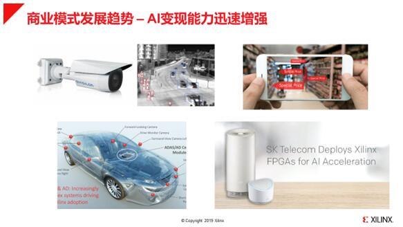 赛灵思刘竞秀:人工智能计算的加速引擎
