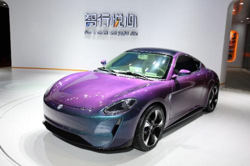 国机智骏汽车品牌正式发布,新能源汽车市场迎来务实派