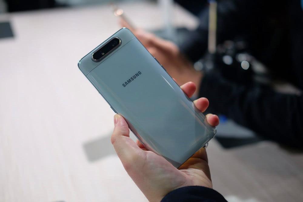中端市场角逐正酣,三星Galaxy A80凭什么俘获年轻用户的心?