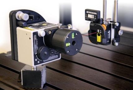 雷尼绍机器校准解决方案系列新增XK10 激光校准仪