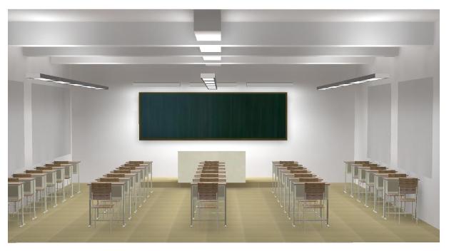 三雄极光告诉你 教室照明应该如何改造