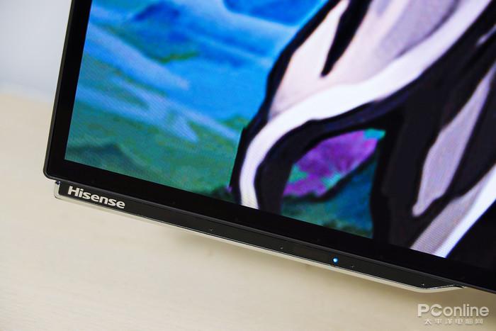 国产OLED还有谁!海信首款OLED电视A8评测