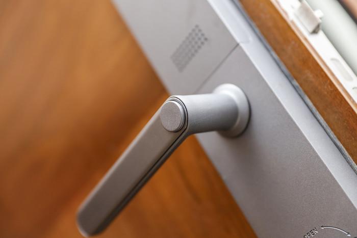 开门=开全屋刚需家电!云米Link智能门锁了解一下