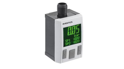 安沃驰新型压力传感器监测工况并降低气动系统损耗