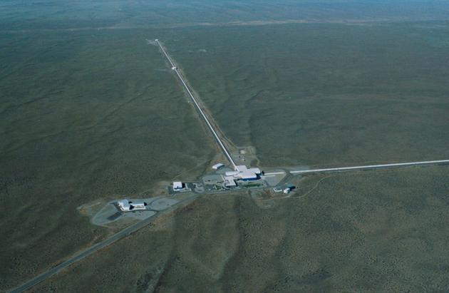 LIGO开始第三轮探测运行:或新发现两个引力波信号