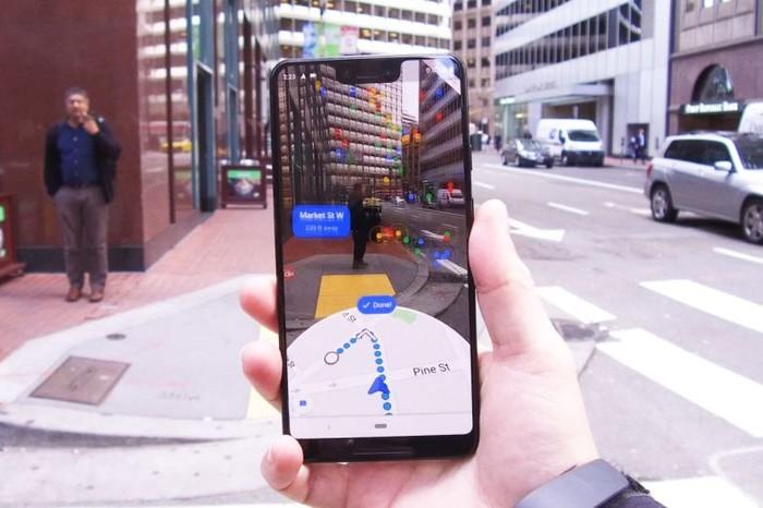 未来的Google地图将改善为实时信息可视化
