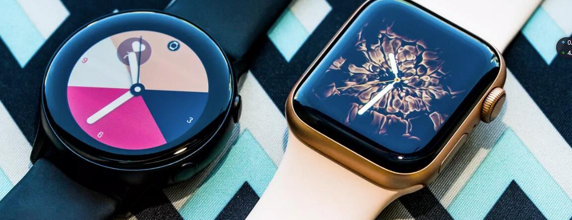 智能手表哪家強?蘋果還是三星哥?