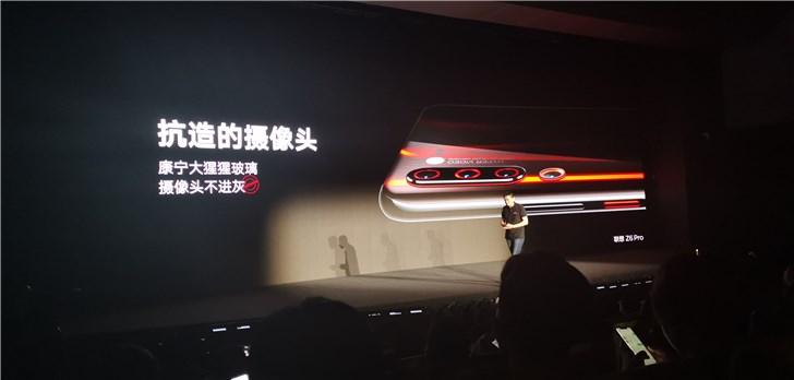 联想Z6 Pro 正式发布:亿级像素,2899元起