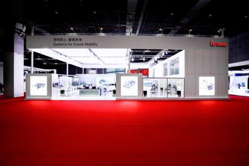 百年匠心积淀,智领未来出行 博泽实力亮相2019上海国际车展