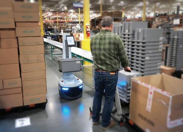 Locus Robotics融资2600万美元,计划进军欧洲市场