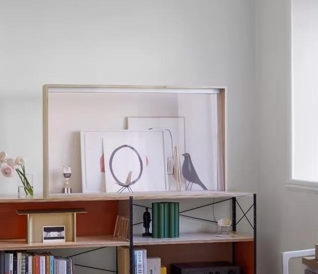 天马行空的创意!松下将OLED显示屏融于家具中