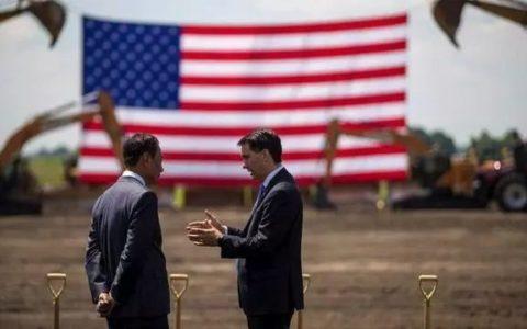 富士康和威斯康星州就建厂再次谈判
