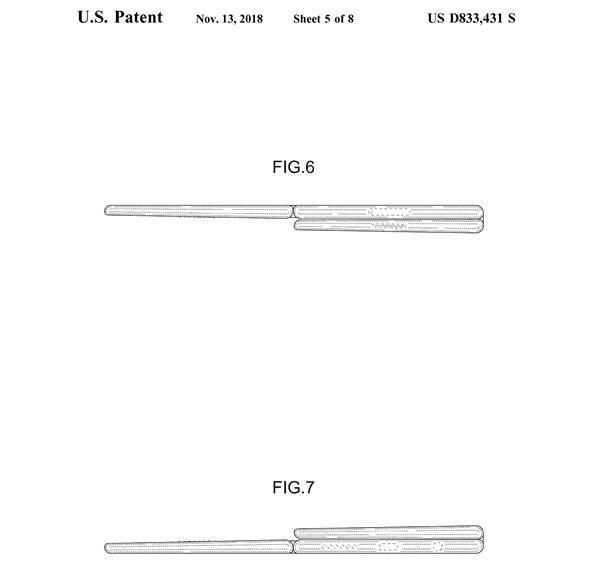 三星又有折叠手机新专利 然而Galaxy Fold的屏幕bug还没有解决