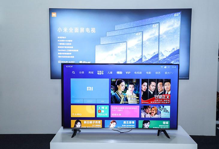 小米壁画电视新品正式亮相,众多全系产品一同发布打造AIoT智慧生活