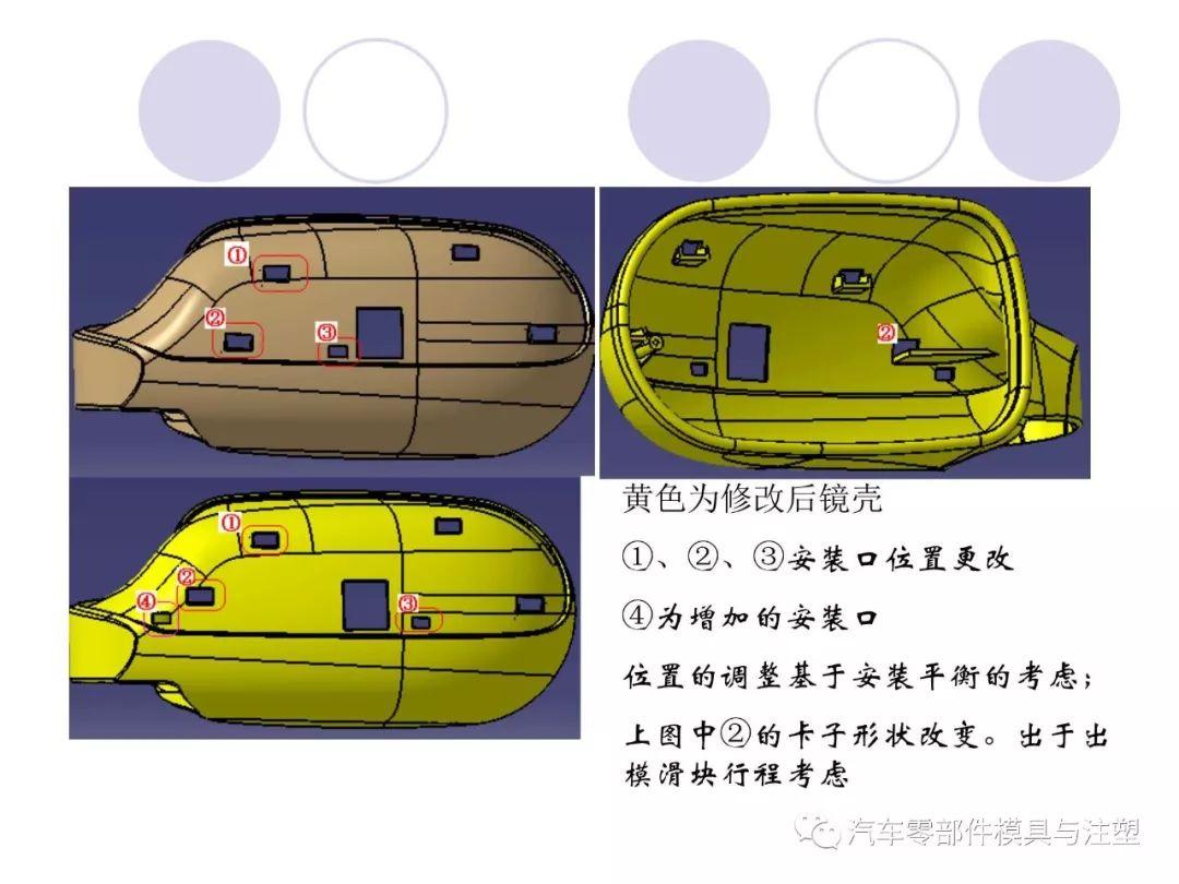 汽车后视镜设计流程