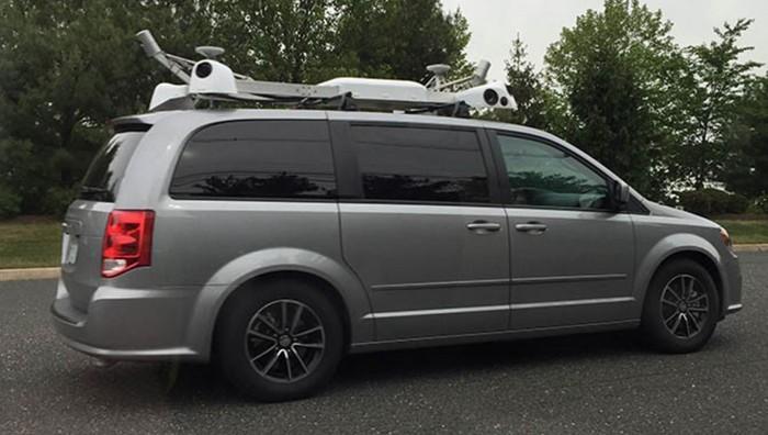 加州车管所4月数据:苹果自动驾驶汽车和司机数量有所减少
