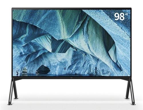 索尼将推出Master系列智能电视 8K型号售价高达47万元