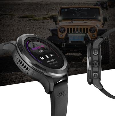 买不起吉普车?你可以买一块吉普手表!