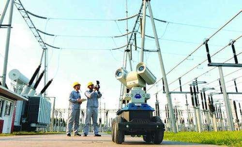 国网山东电力电力机器人项目获国家重点研发支持